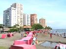 Playas de Cartagena, Colombia